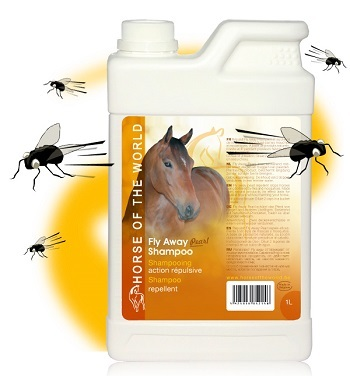 Shampooing Fly Away 1L