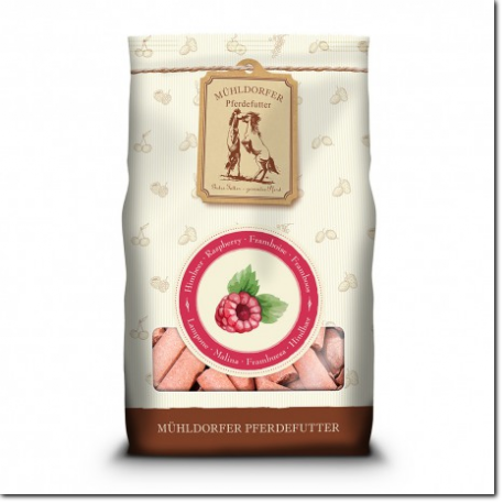 Framboise - Friandises pour chevaux muhldorfer