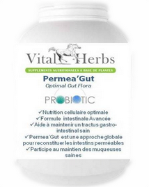 PERMEA'GUT  Optimal Gut Flora