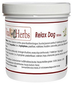 RELAX DOG - Anti-Stress