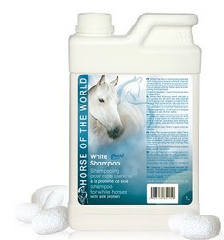Shampooing cheval blanc - White Pearl - 1L